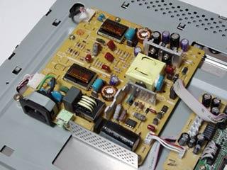 I-O DATA LCD-A173V の基板/JPEG/20KB